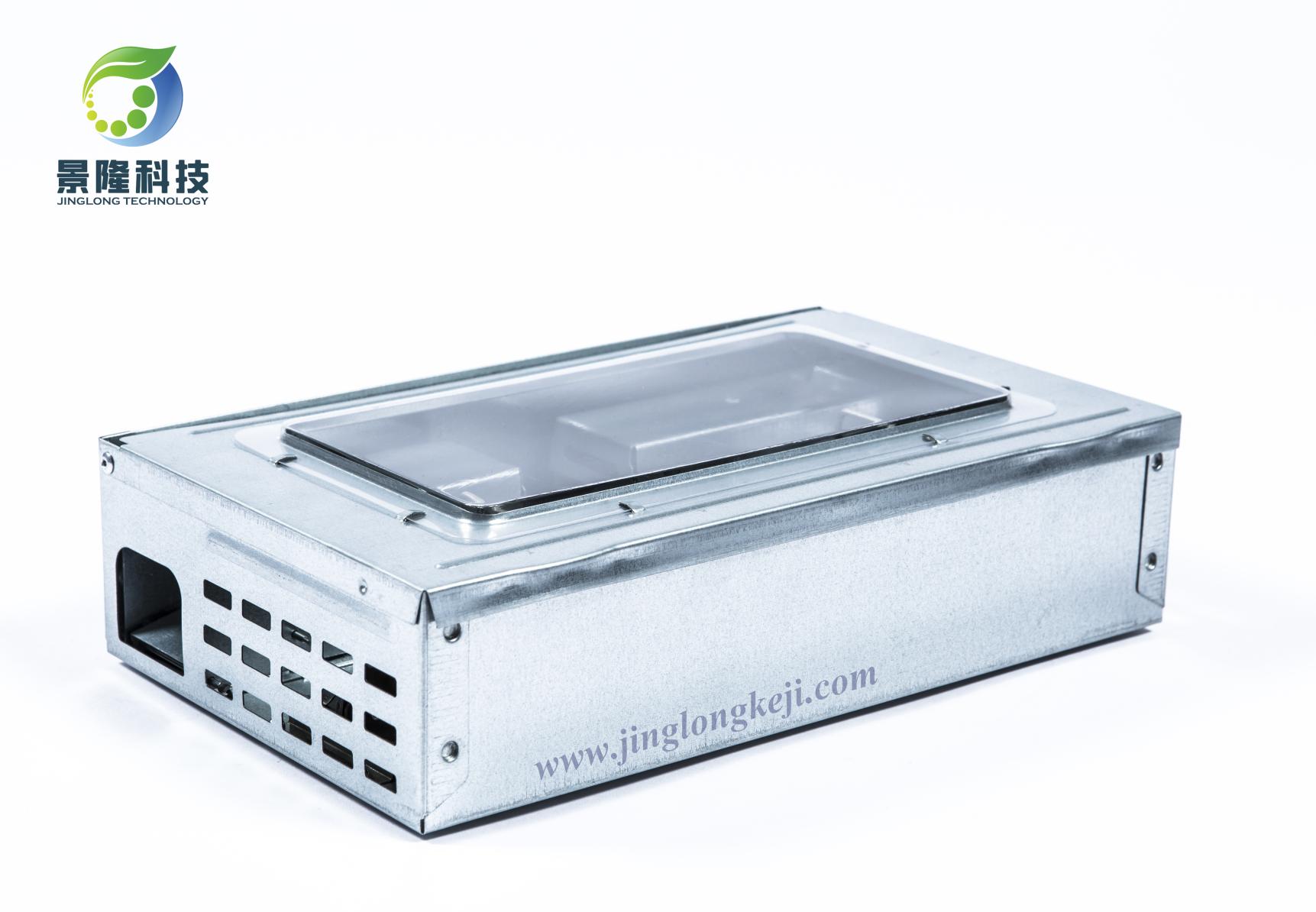 景隆JL-3002中号视窗捕鼠器 长效连续捕鼠器