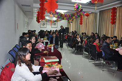 景隆环保年会