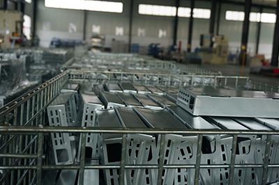 景隆环保产品生产过程