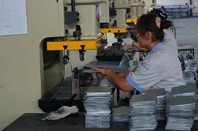 景隆产品生产线