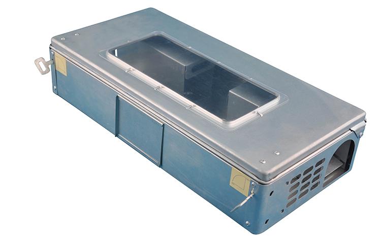 景隆JL-3003大号视窗捕鼠器 工厂专用连续捕鼠器