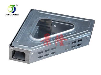 景隆三角型视捕鼠器 镀锌板捕鼠器 内室专用捕鼠器 捕鼠器生厂家
