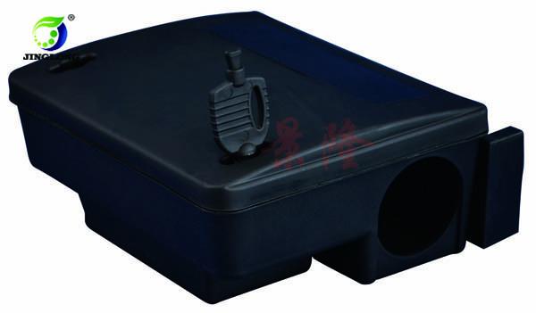 景隆毒饵盒 老药盒 毒饵站 食品加工厂专用老鼠盒 毒饵盒生产厂家