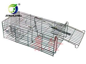 景隆捕鼠笼 捕鼠器 机械捕鼠器  消杀公司专用捕捉笼 捕鼠器生产厂家