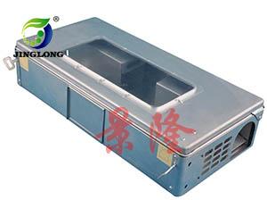 景隆双锁捕鼠器 老鼠盒 长效连续捕鼠器 上海捕鼠器生产订制厂家