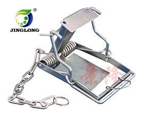 景隆捕鼠器 金属鼹鼠夹  老鼠夹 鼹鼠夹批发 订制厂家