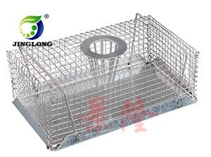 景隆捕鼠笼 捕鼠笼 长效连续捕鼠器 捕鼠笼厂家直销