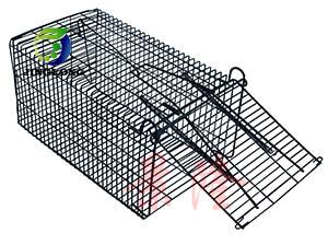 景隆捕鼠笼  连续捕鼠笼 老鼠笼  松鼠捕捉专用笼生产批发厂家