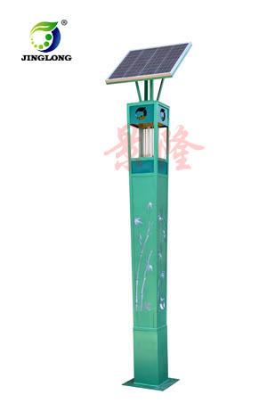 太阳能杀虫景观灯 灭蚊灯 杀阳能杀虫灯 公园用杀虫灯厂家