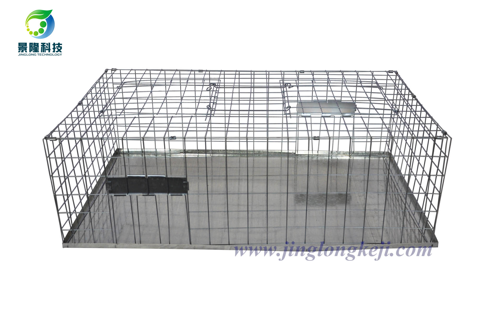 景隆JL-2020折叠鸽子笼 家用捕鸟笼捕鸽笼