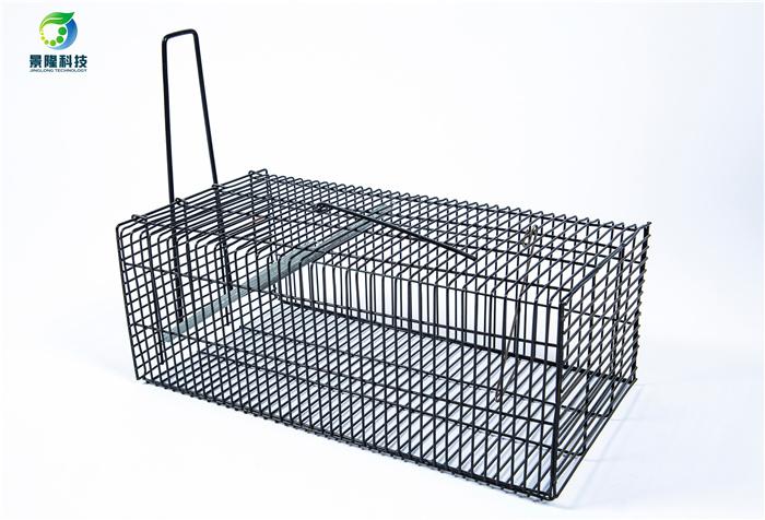 景隆JL-2006单开门简易捕鼠笼 家用老鼠笼捕鼠器