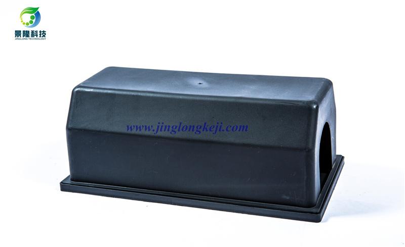 景隆JL-3005B塑料粘鼠板防尘罩 老鼠贴防踩踏保护罩