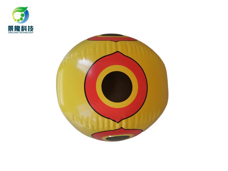 景隆BSB-01防鸟气球 果园驱鸟气球恐怖眼